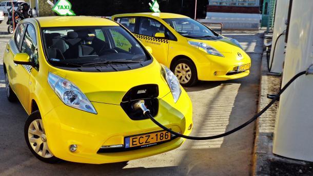 1,3 Millionen Elektroautos weltweit auf den Straßen