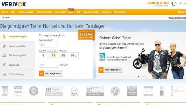 EU-Initiative für mehr Qualität auf Vergleichsportalen im Internet