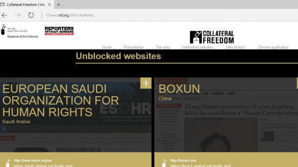 Welttag gegen Internetzensur: entsperren, erinnern, ermutigen
