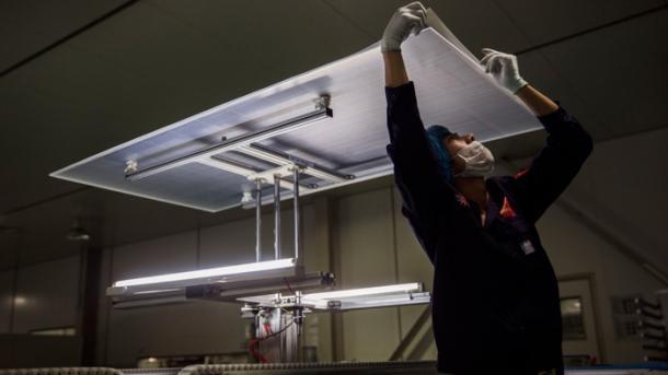Chinesische Regierung wünscht sich Sonnenstrom statt Kohlekraft