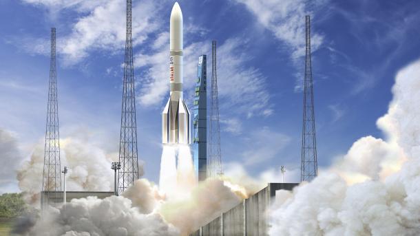 Rakete sucht Käufer: ESA wirbt mit günstiger Ariane 6 um Satelliten