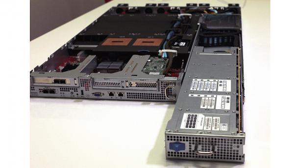 Rackspace-Server Barreleye mit OpenPOWER