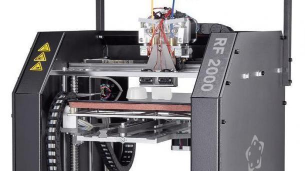 3D-Drucker von Conrad im Test: Renkforce RF2000