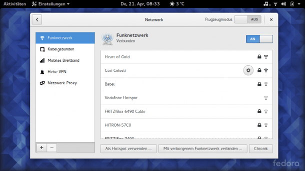 NetworkManager 1.2