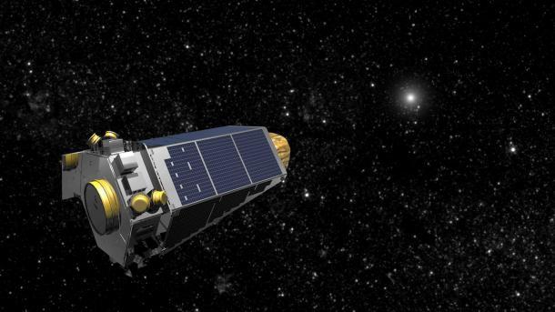 Nach Notfallmodus: Weltraumteleskop Kepler sucht wieder Exoplaneten