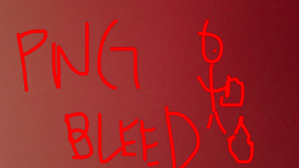 PNG Bleed