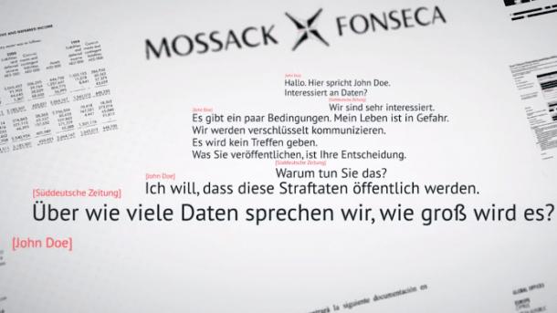 "Journalistenkonsortium stellt Rohdaten zu ""Panama Papers"" ins Netz"
