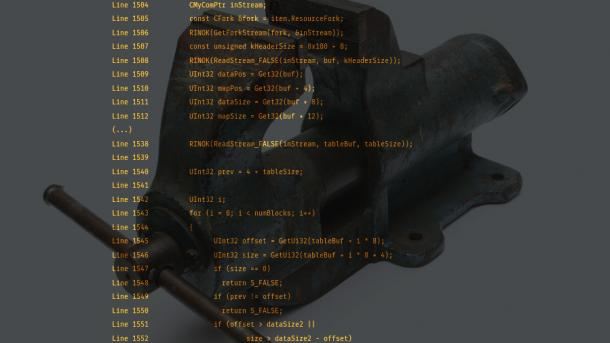 Entpacker 7-Zip kann zum Ausführen von Schadcode missbraucht werden