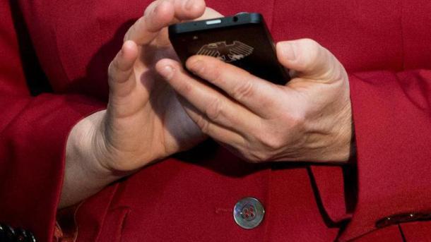 Abhörsicheres Blackberry-Smartphone