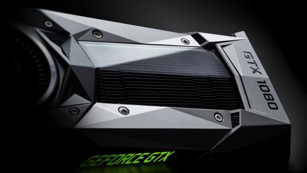 Nvidia GeForce GTX 1080: Monster-Leistung für fast 800 Euro