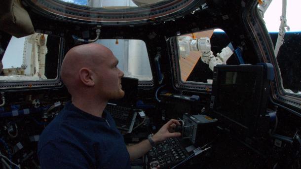 Rückkehr ins All: Alexander Gerst wird 2018 erster deutscher Kommandant der ISS