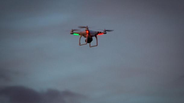 Verbraucher akzeptieren Warenlieferung per Drohne