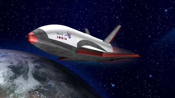 """RLV-TD: Indien testet Modell eines eigenen """"Space Shuttle"""""""