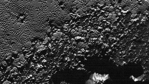 Planet Pluto