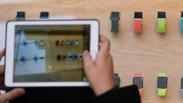 Apple Watch und iPad