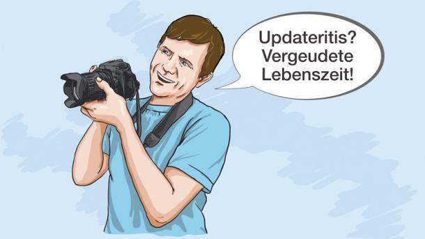 Kommentar: Kameraindustrie im Updatewahn