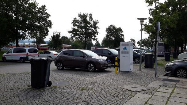 Vom Flachland Richtung Alpen: Unterwegs im E-Auto