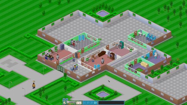CorsixTH: Bullfrogs Theme Hospital auf aktuellen Rechnern spielen