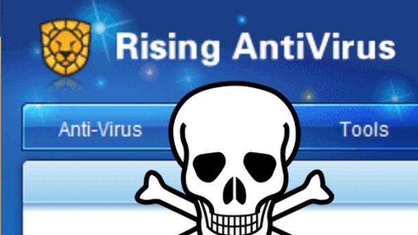 Virenscanner infiziert Systeme mit Sality-Virus