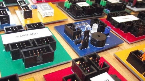 Mexdulon: Digitaler Experimentier-Baukasten auf Kickstarter