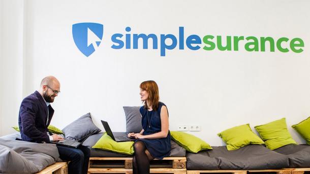Allianz steigt bei Start-up Simplesurance ein