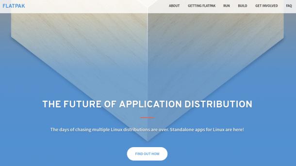 Linux: Snap-Konkurrent Flatpak jetzt offiziell freigegeben
