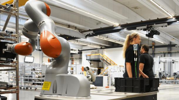 Bericht: Kuka-Übernahme fast perfekt