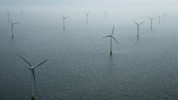 Offshore-Windkraft ersetzt Offshore-Ölförderung