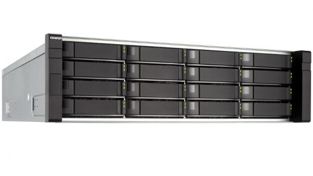 Enterprise NAS ES1640dc von QNAPt