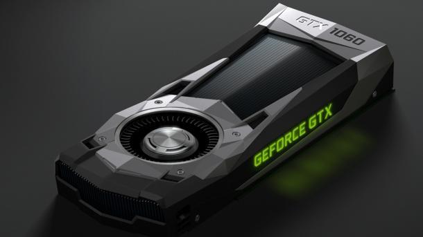 Nvidia enthüllt GeForce GTX 1060: GTX-980-Leistung bei 120 Watt