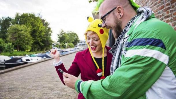 Pokémon Go soll geobasierte Werbung bekommen