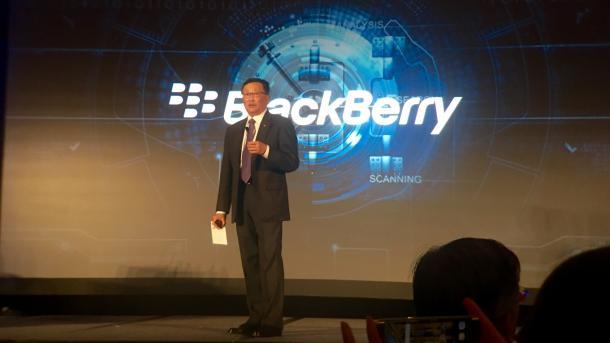 BlackBerry baut das Softwaregeschäft aus