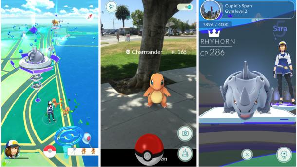 Pokémon Go knackt App-Store-Rekord
