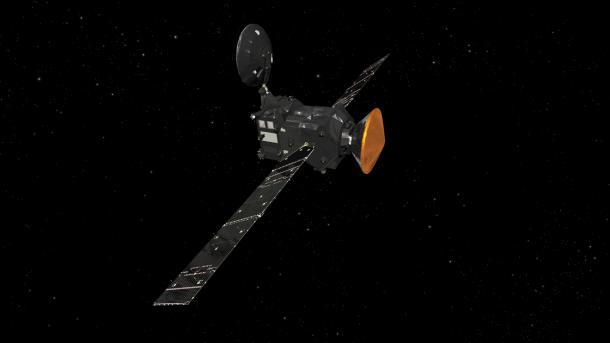 Russisch-europäische Marsmission: ExoMars vor entscheidendem Manöver