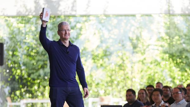 Eine Milliarde iPhones verkauft