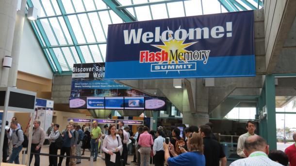 Vorschau auf den Flash Memory Summit 2016