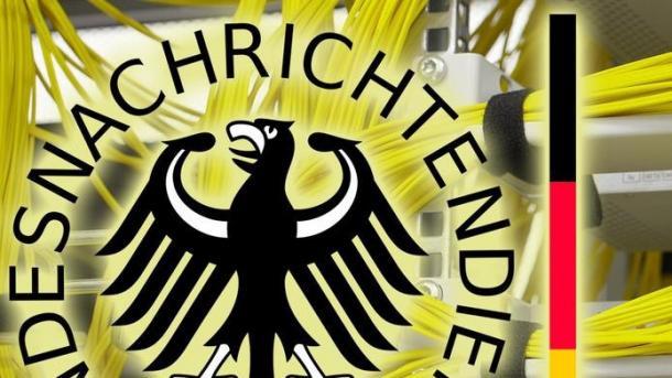 Verfassungsrechtler: BND-Datenabgriffe an Netzknoten sind hochgradig illegal