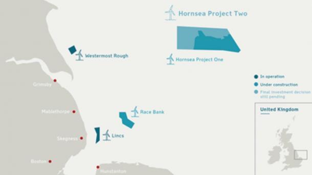 Hornsea 2: Großbritannien genehmigt größten Offshore-Windpark der Welt