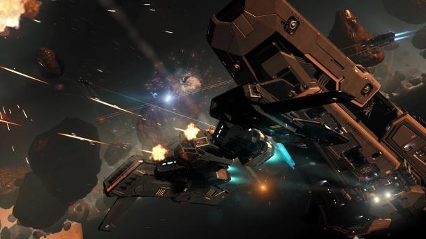 Elite Dangerous: Entwickler der Weltraumsimulation teasern Alien-Invasion
