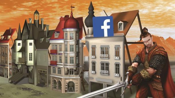 Unity und Facebook kooperieren für eine neue Spieleplattform