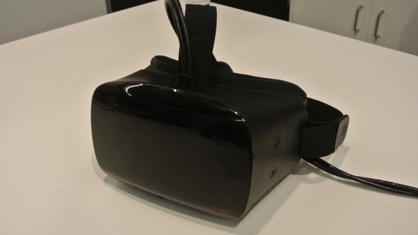 Beste Billige Vr Brille : Aoc stellt günstige steam kompatible vr brille vor heise online