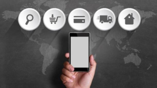 umfrage einkaufen per smartphone wird immer beliebter heise online. Black Bedroom Furniture Sets. Home Design Ideas