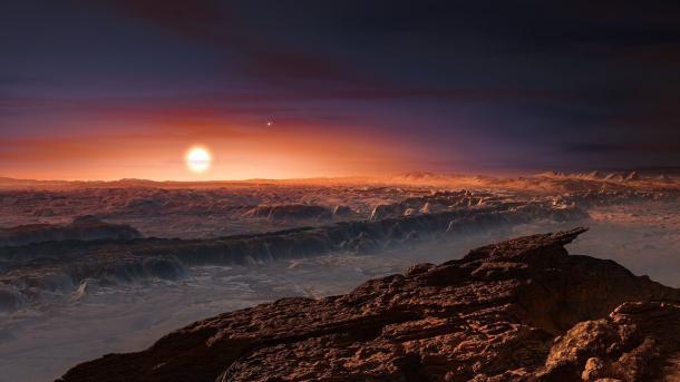 Proxima Centauri: Erdnächster Planet außerhalb des Sonnensystems entdeckt