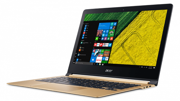 """Acer Swift 7: Das """"dünnste Notebook der Welt"""""""