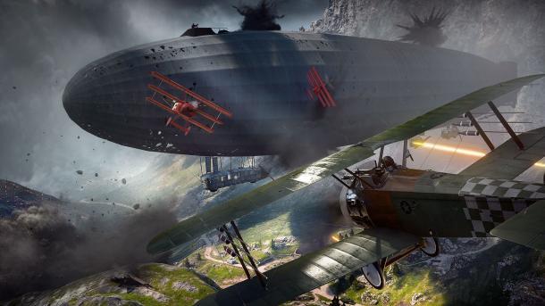 Battlefield 1: Starker Hauptprozessor als Mindestvoraussetzung