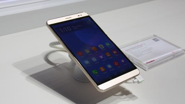Angeblich Google-Tablet von Huawei mit 7 Zoll