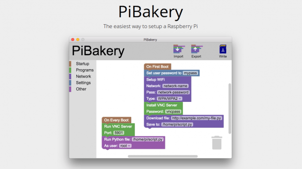 PiBakery will Erstellung von angepassten Raspberry-Pi-Images vereinfachen