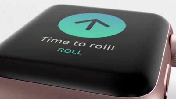 Apple Watch Series 2: Wasserdicht und