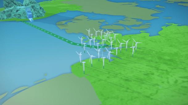 """Startschuss für Bau der Stromtrasse """"NordLink"""""""