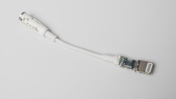 iPhone 7: Audio-Adapter kann Rauschen verstärken